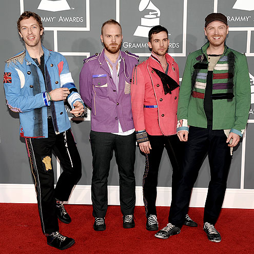 COLDPLAY, 2009 photo | Coldplay