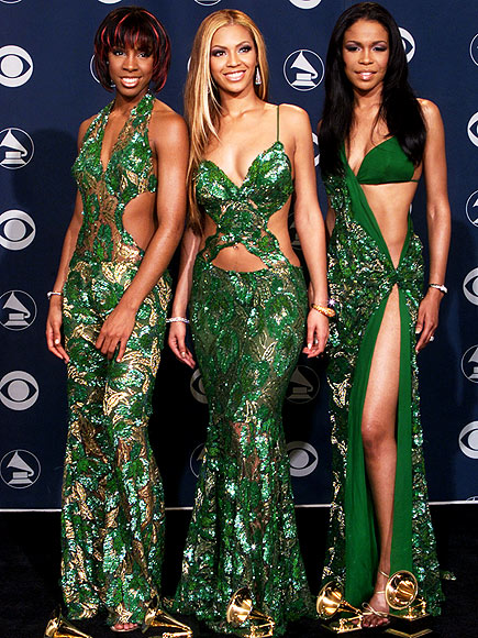 DESTINY'S CHILD, 2001 photo | Destiny's Child