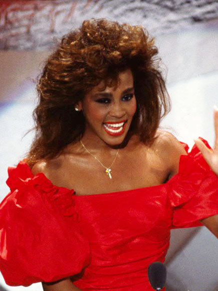 WHITNEY HOUSTON, 1986 photo | Whitney Houston