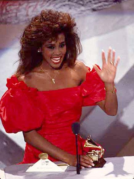 WHITNEY HOUSTON, 1986 photo | Whitney Houston