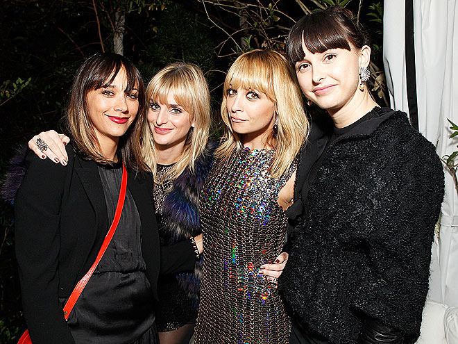 FOUR REAL photo | Nicole Richie, Rashida Jones