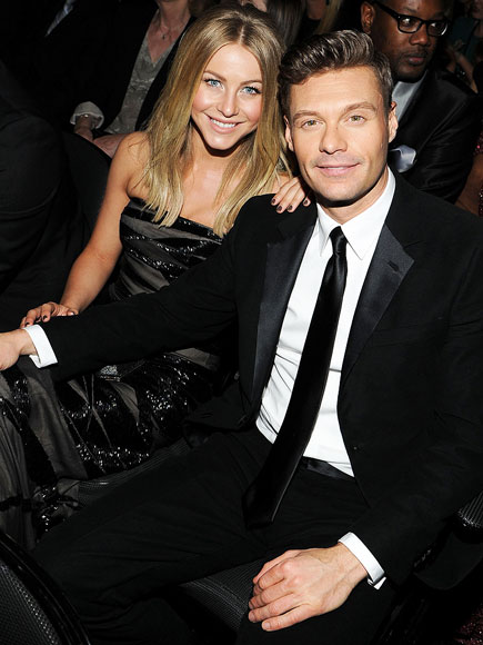 photo | Julianne Hough, Ryan Seacrest