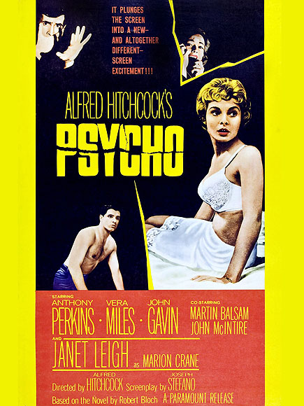 HITCHCOCK'S PSYCHO JUICE photo | American Psycho
