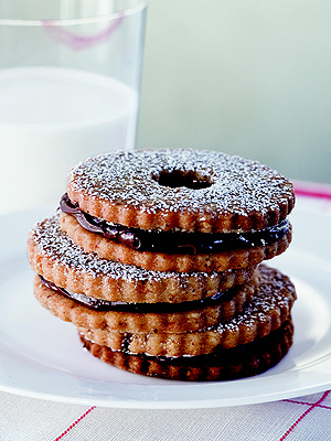 Ina Garten's Chocolate Hazelnut Cookies - Ina Garten : People.com