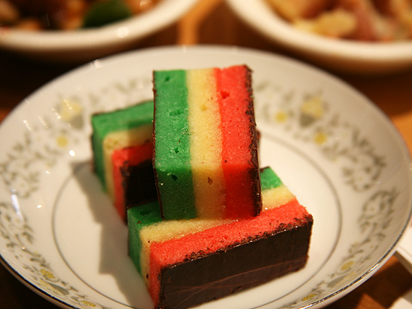 Lidia Bastianich's Rainbow Cookies| Lidia Bastianich