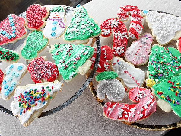 Trisha Yearwood's Iced Sugar Cookies| Trisha Yearwood