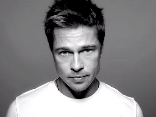 THE ONE CAMPAIGN ADS  photo | Brad Pitt