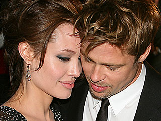 Brad & Angelina's Top 10 PDA Moments