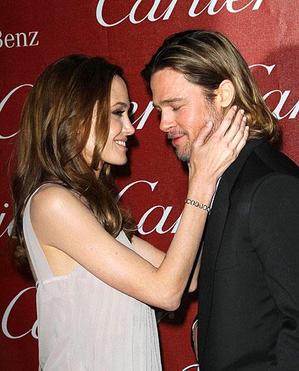 TO HAVE & TO HOLD  photo | Angelina Jolie, Brad Pitt