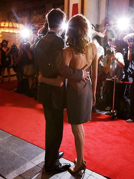 UNITED FRONT  photo | Angelina Jolie, Brad Pitt