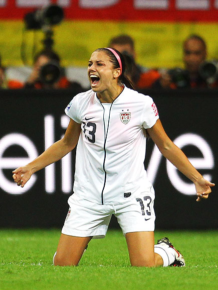 ALEX MORGAN, U.S. photo | Alex Morgan