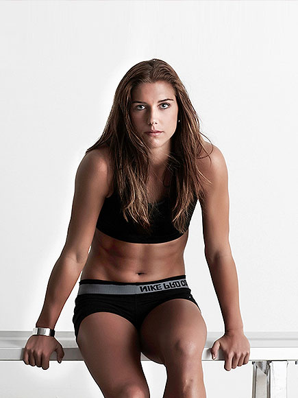 photo | Alex Morgan