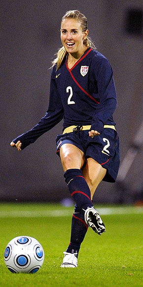 HEATHER MITTS, U.S. photo | Heather Mitts