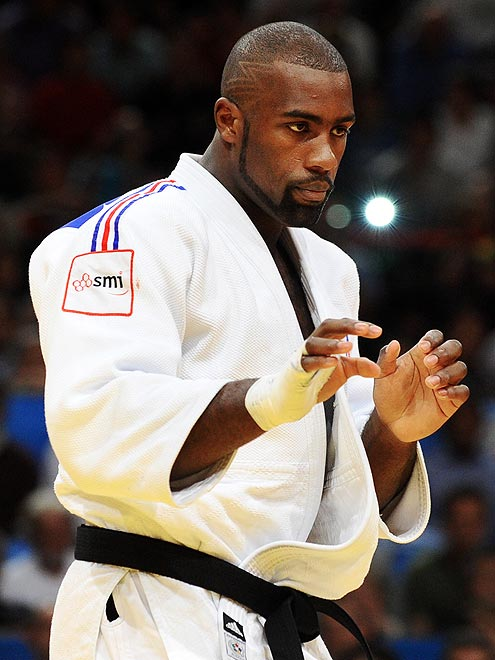 TEDDY RINER, FRANCE photo | Teddy Riner
