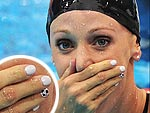 Olympic Swimmers Are Nail-ing It!