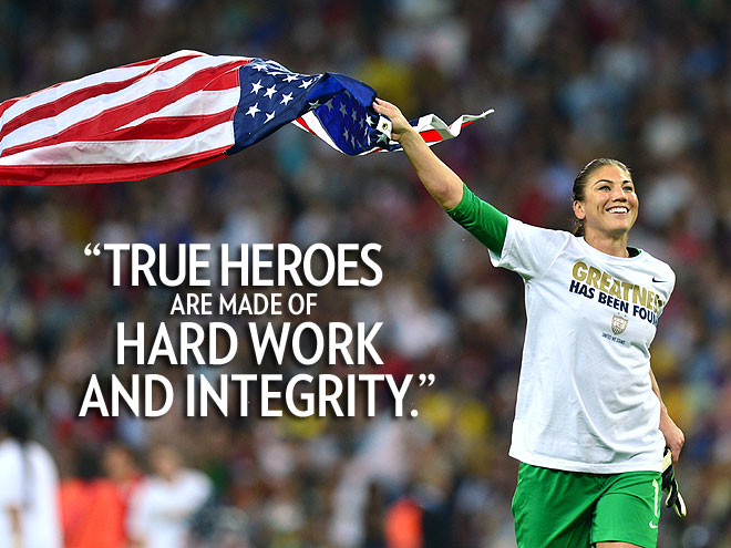 Hope Solo quotes tumblr