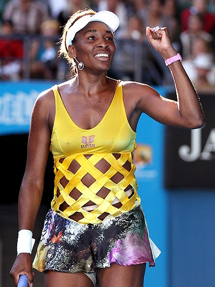 VENUS WILLIAMS photo | Venus Williams