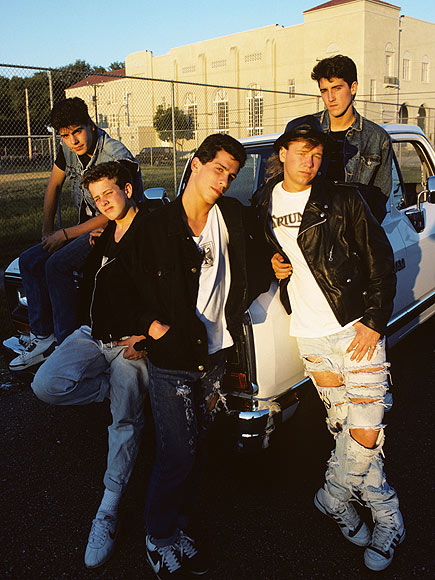 NEW KIDS ON THE BLOCK