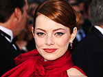 Oscar Night's 15 Best Dressed | Emma Stone