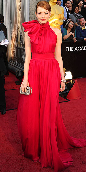 Oscar Night's 15 Best Dressed