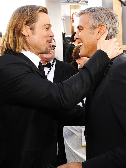 GEORGE VS. BRAD