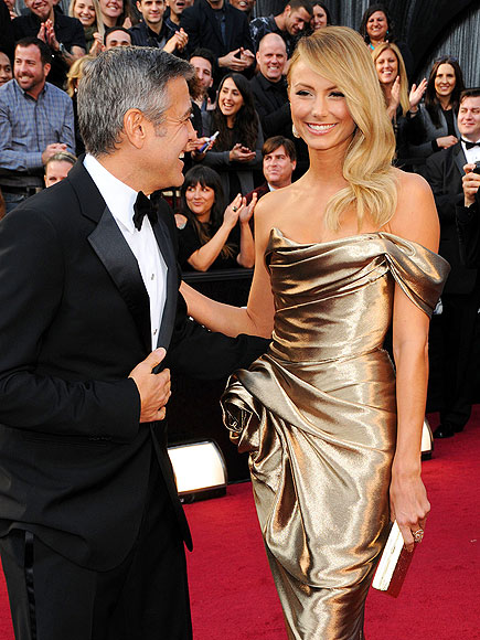 GEORGE & STACY