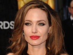 How Angelina Jolie's Right Leg Became the Breakout Star of the Oscars | Angelina Jolie
