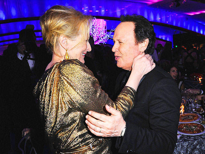 LUCKY CHARM photo | Billy Crystal, Meryl Streep