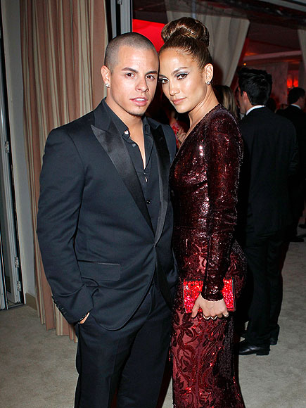 SMART BET photo | Casper Smart, Jennifer Lopez