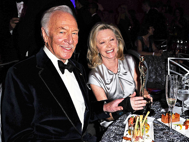 WINNING SMILE photo | Christopher Plummer