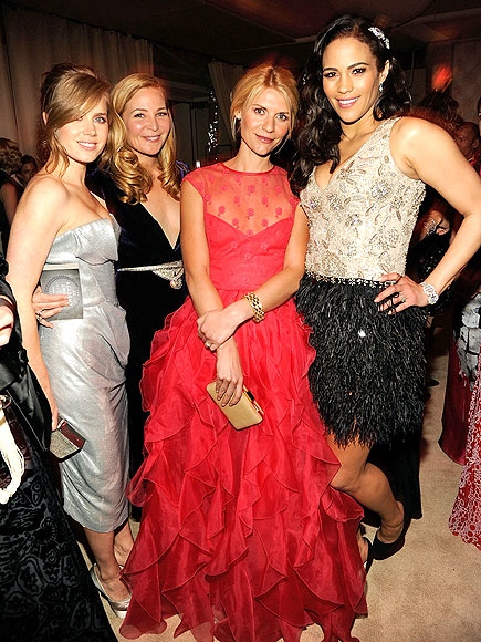 GLAMOUR GIRLS photo | Amy Adams, Claire Danes, Jennifer Westfeldt, Paula Patton
