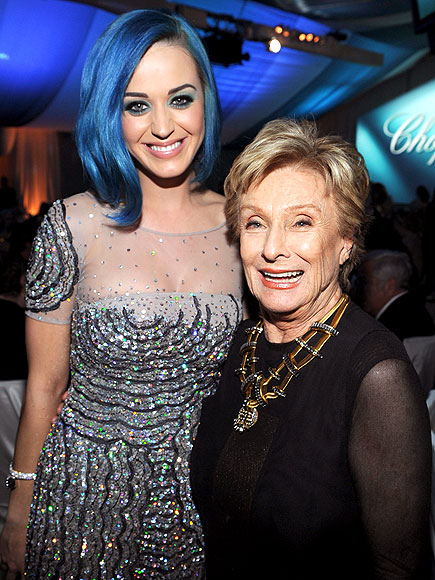 NEWFOUND FRIENDS photo | Cloris Leachman, Katy Perry
