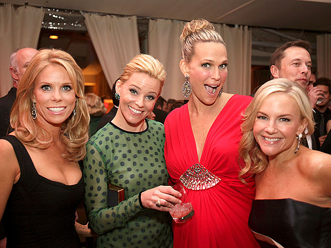 LADIES IN WAITING photo | Cheryl Hines, Elizabeth Banks, Molly Sims, Rachael Harris