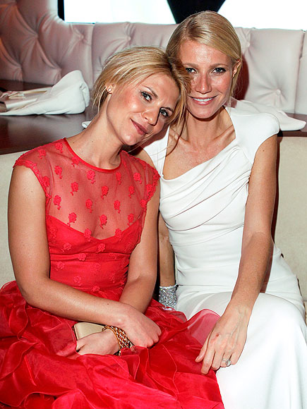 EASY DOES IT photo | Claire Danes, Gwyneth Paltrow