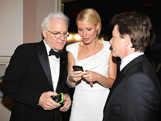 MOBILE UPLOAD photo | Gwyneth Paltrow, Steve Martin