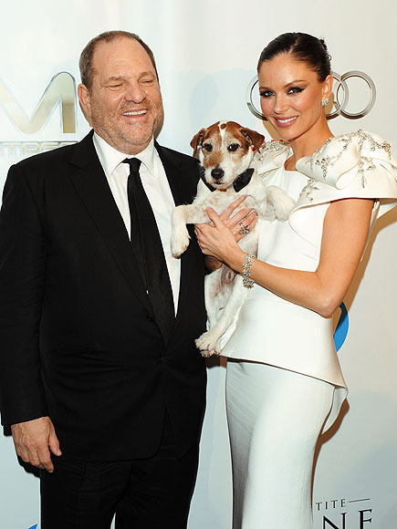 TO HAVE, TO HOLD photo | Georgina Chapman, Harvey Weinstein