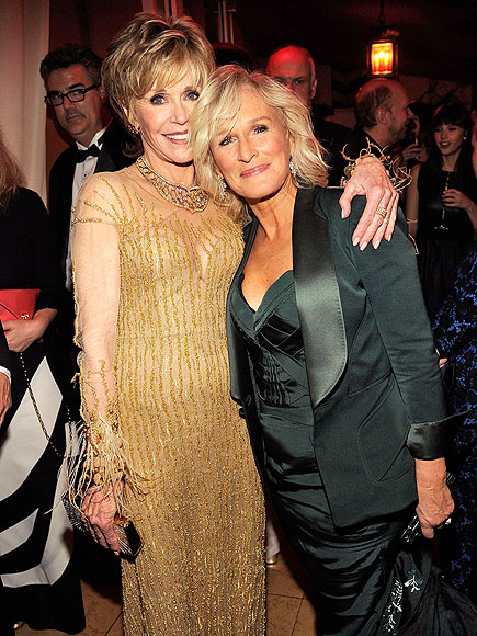CLOSE ENCOUNTER photo | Glenn Close, Jane Fonda