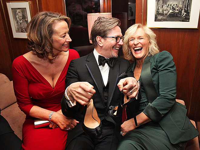 GIDDY UP photo | Gary Oldman, Glenn Close, Janet McTeer