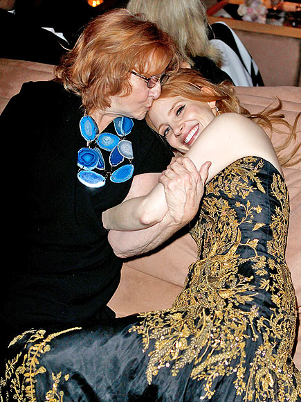 NANA&#39;S GIRL photo | Jessica Chastain