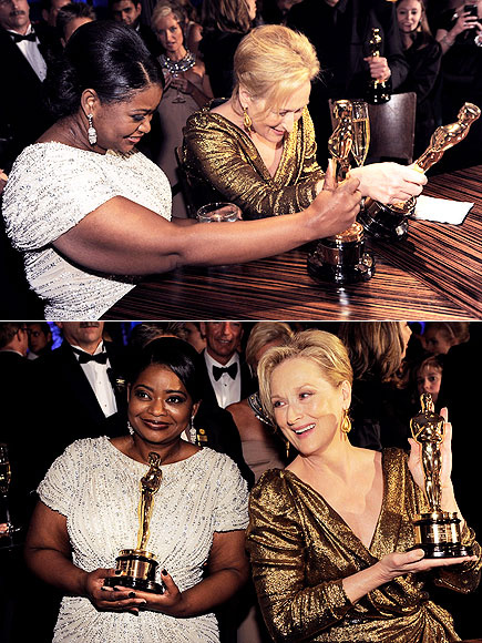 WINNING WOMEN photo | Meryl Streep, Octavia Spencer