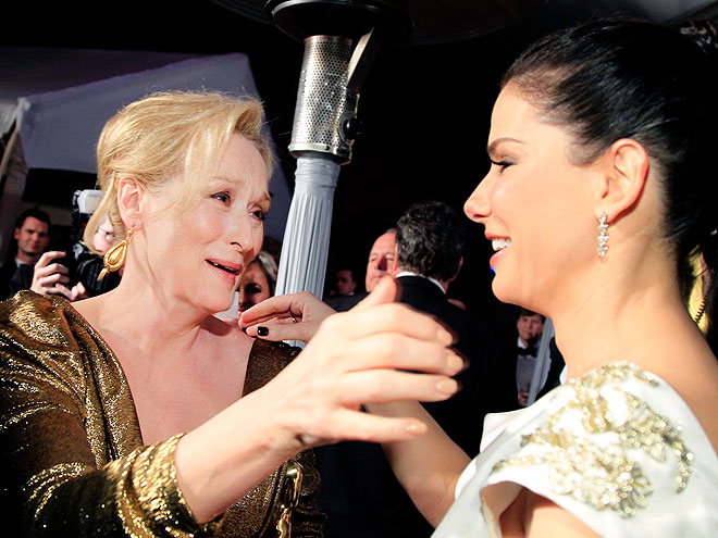 C'MERE, YOU! photo | Meryl Streep, Sandra Bullock