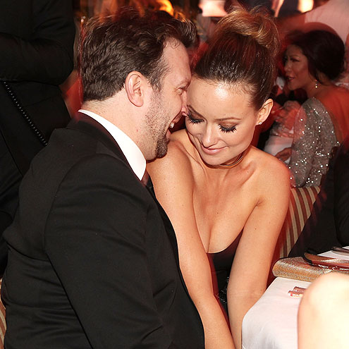 WHISPERS IN THE NIGHT photo | Jason Sudeikis, Olivia Wilde