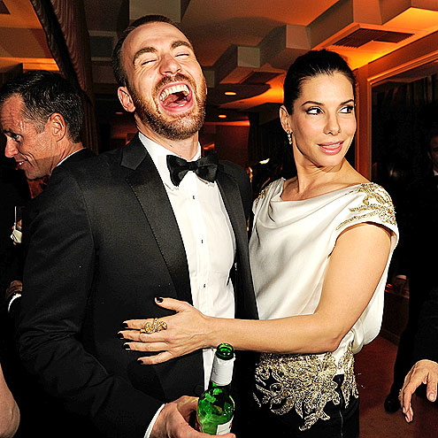 CRACKED UP photo | Sandra Bullock