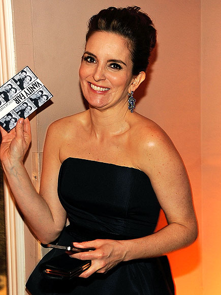 ANY PROOF? photo | Tina Fey