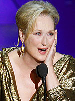 You Voted: The Best & Worst of Oscars 2012 | Meryl Streep
