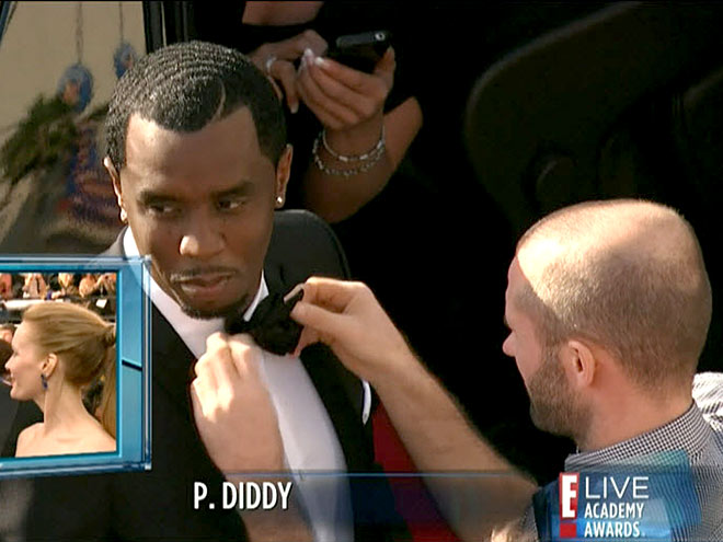 MOST HOLLYWOOD MOMENT: DIDDY&#39;S QUICK FIX