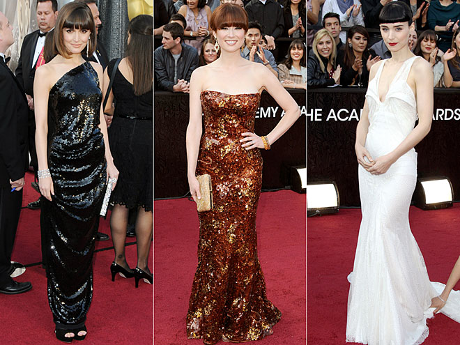 LOOK TO LOSE: BLUNT BANGS