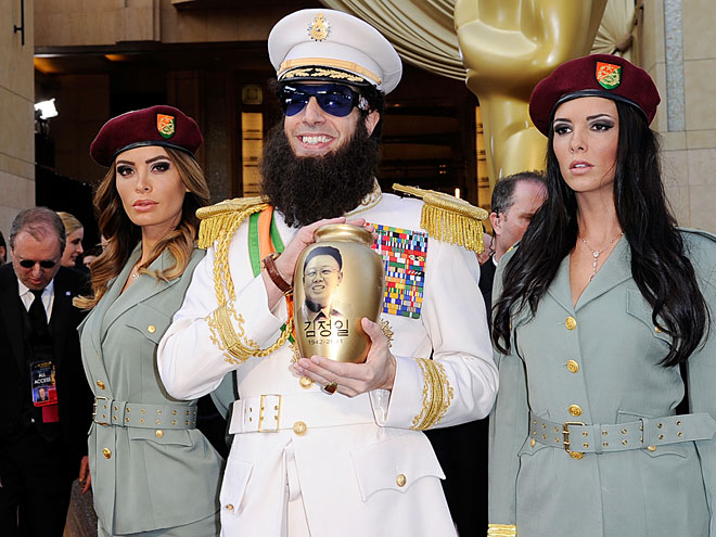 WORST CHARACTER STUDY: THE DICTATOR