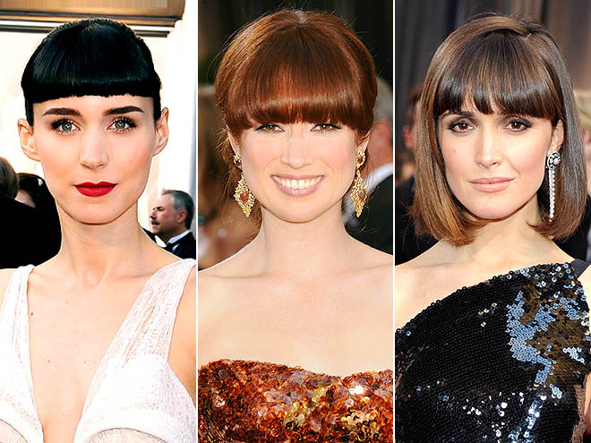 HEAVY BANGS photo | Ellie Kemper, Rooney Mara, Rose Byrne