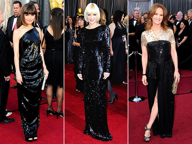 BLACK SEQUINS